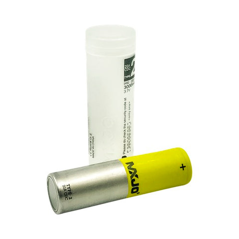 MXJO 18650 3000 mAh 35A Battery