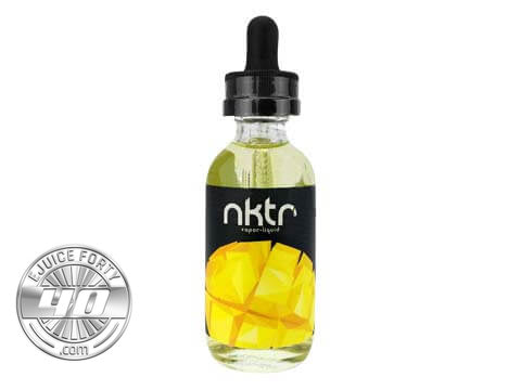 Mango E Liquid by NKTR 60ml