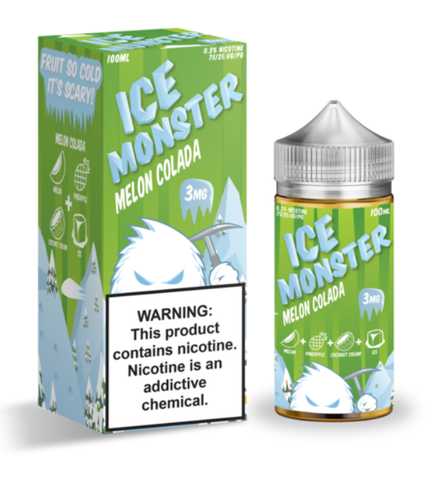MELON COLADA BY ICE MONSTER 200ML (Bundle)