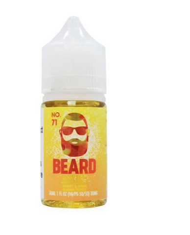 No. 71 - Beard Salt 30ml