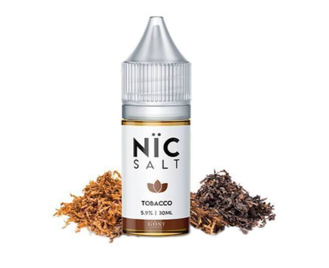 Tobacco - Nic Salt GOST Vapor 30ml