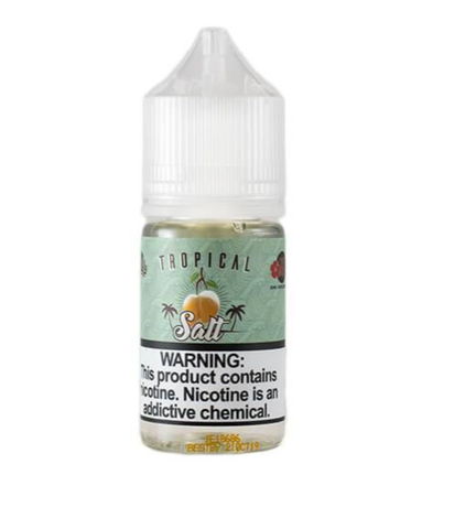 Mango Salt - Juice Roll Upz Tropical 30ml