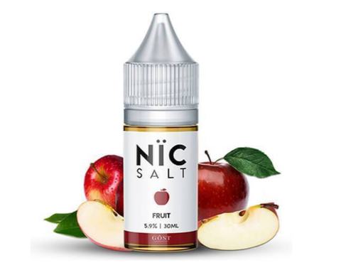 Fruit - Nic Salt GOST Vapor 30m