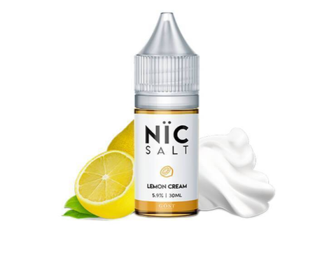 Lemon Cream - Nic Salt GOST Vapor 30ml