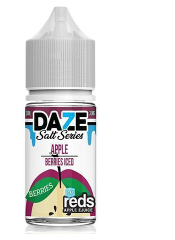 Berries Iced Reds Apple - 7 Daze Salt 30ml