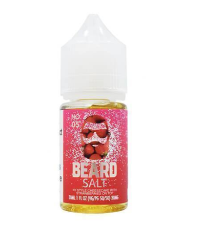 No. 05 - Beard Salt 30ml