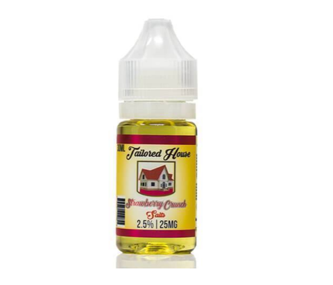 Strawberry Crunch - Tailored House Salt 30ml