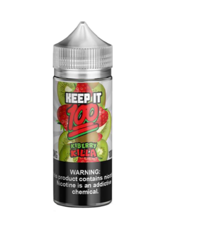 Kiberry Killa 100mL E-Liquid by Keep It 100