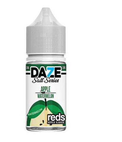 Watermelon Reds Apple - 7 Daze Salt 30ml