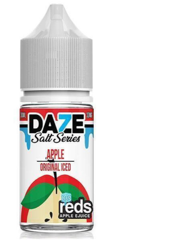 Reds Apple Iced - 7 Daze Salt 30ml