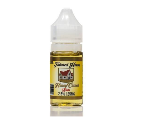 Honey Crunch - Tailored House Salt 30ml
