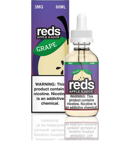 Grape Red's Apple E-Juice by 7 Daze 60ml
