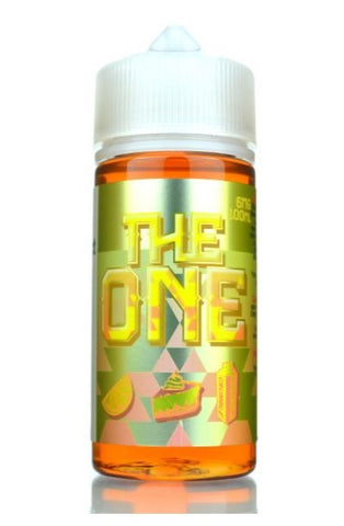 The One Lemon Crumble Ejuice 100ml by Beard Vape Co.