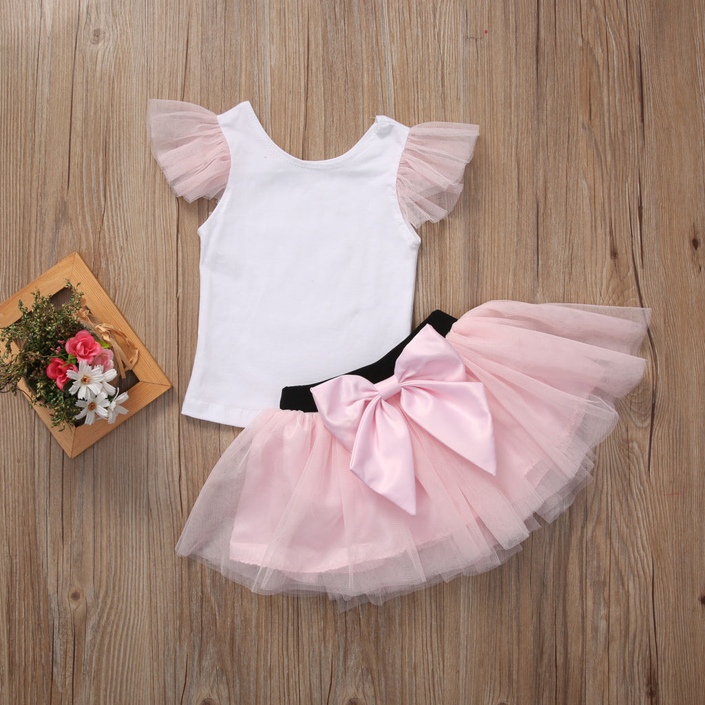 49c3442cd ... Pretty in Pink Matching Mother-Daughter outfit | Family matching outfits  | Teeny Tiny Wear ...