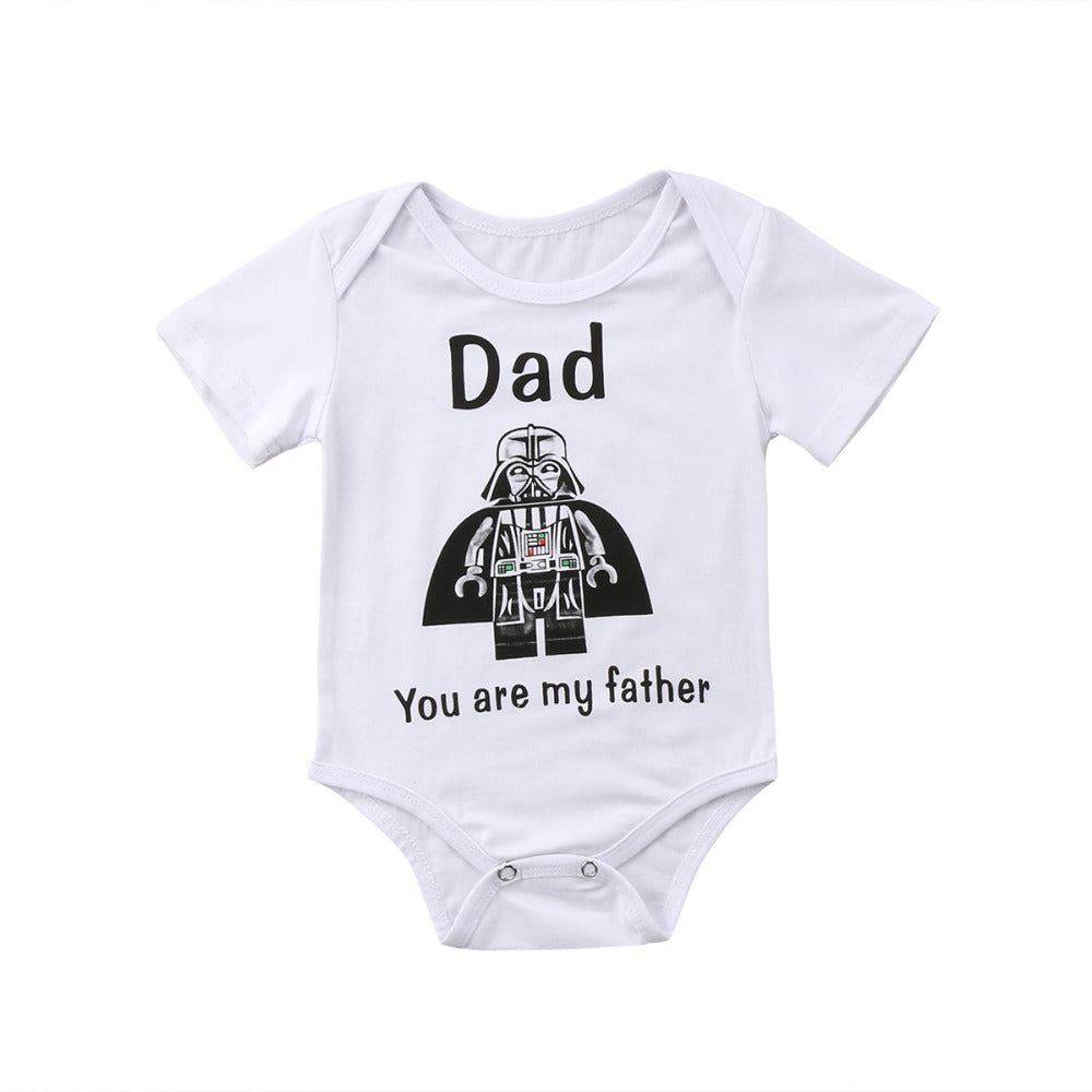 eb9cf0303 You Are My Father - Hilarious Baby Onesie | Funny Baby Wear | Teeny Tiny  Wear ...