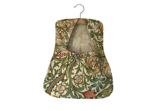 Sweet Little Dolly Peg Bag in Various Arts and Crafts Fabrics