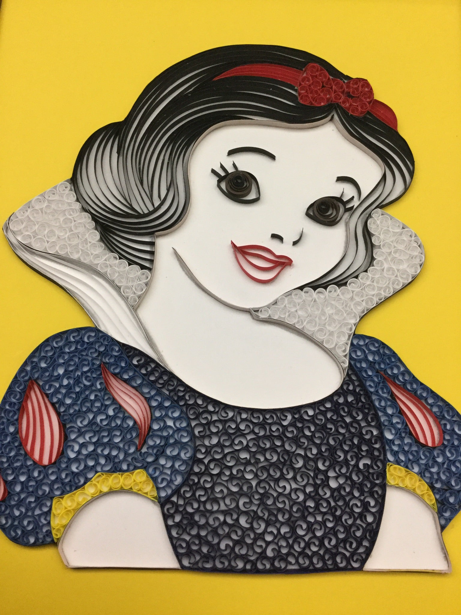 Snow White Portrait