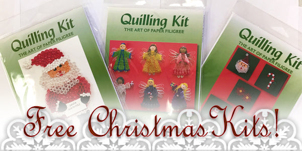Free Kits For Christmas Quilling Superstore