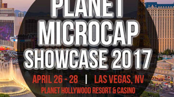 True Leaf to Present at the Planet MicroCap Showcase 2017