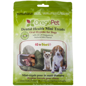OregaPet® ♦ Dental Mini Treats - 200g
