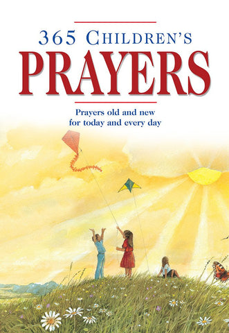 365 Children's Prayers by Carol Watson