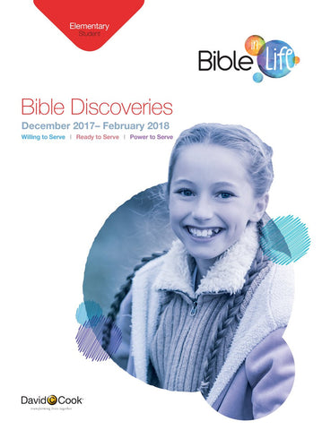 Bible-in-Life Elementary Bible Discoveries Student Book | Winter 2017-2018
