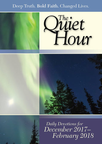 Bible-in-Life Adult Quiet Hour | Winter 2017-2018