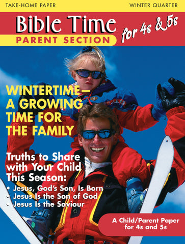 Accent 4 & 5 Bible Times Take Home | Winter 2017-2018