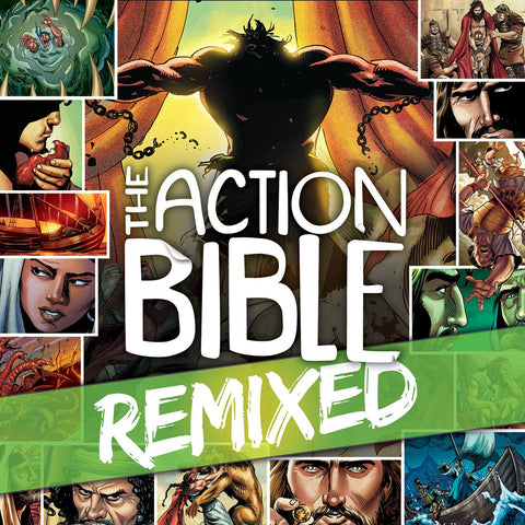 Action Bible Remixed - Action Bible Curriculum