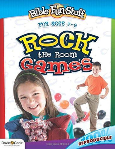 Bible Fun Stuff Rock the Room