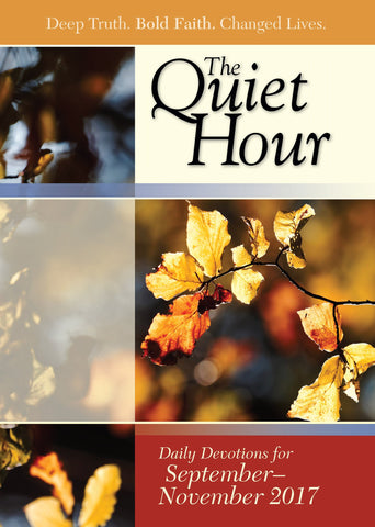 Bible-in-Life - Adult Quiet Hour - Fall 2017