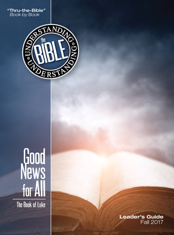 Bible-in-Life - Adult Understanding the Bible - Leader's Guide - Fall 2017