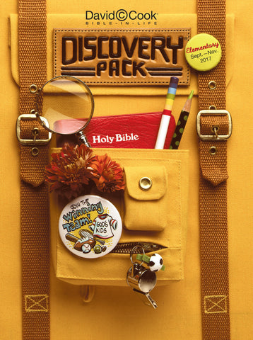 Bible-in-Life - Elementary Discovery Pack - Fall 2017