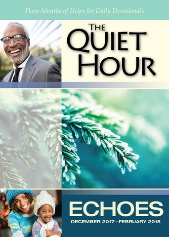 Echoes Adult Quiet Hour | Winter 2017-2018