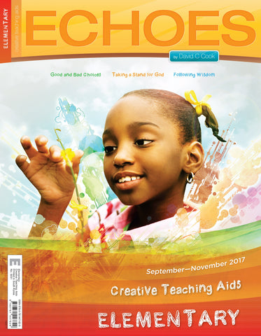 Echoes - Elementary Creative Teaching Aids - Fall 2017