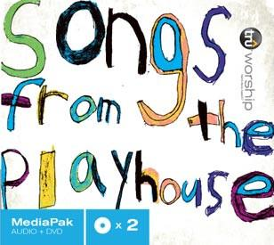 Songs from the Playhouse WorshipPak