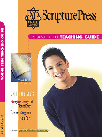 Young Teen (Grades 6-8) Sample