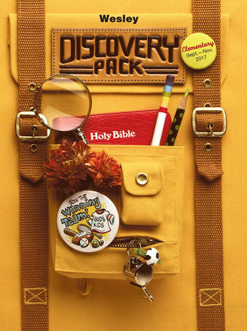 Wesley Elementary Discovery Pack - Fall 2017