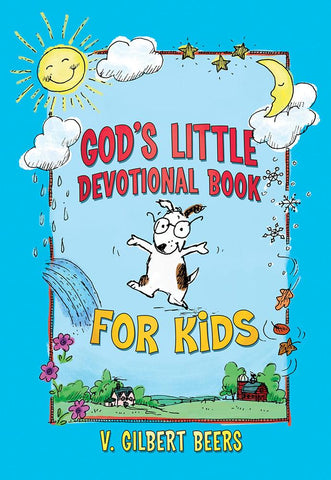 God's Little Devotional Book For Kids by V. Gilbert Beers