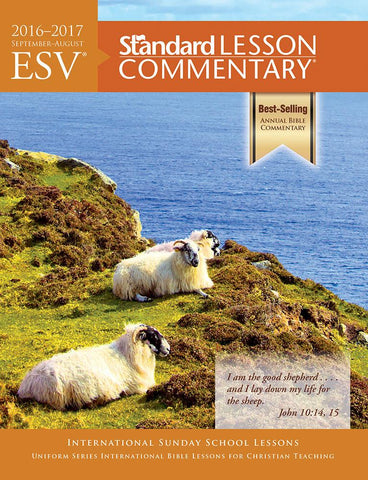 Standard Lesson Commentary - ESV