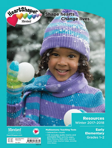 HeartShaper Early Elementary Resources | Winter 2017-2018