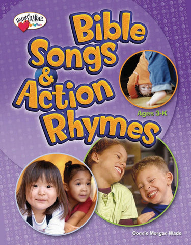 HeartShaper - Bible Songs & Action Rhymes (Ages 3-6)