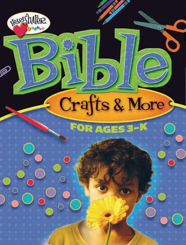 Bible Crafts & More (Ages 3-K)