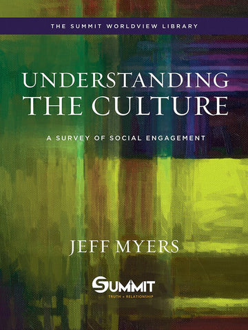 Understanding the Culture - Jeff Meyers