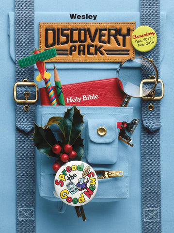 Wesley Elementary Discovery Pack Craft Book | Winter 2017-2018