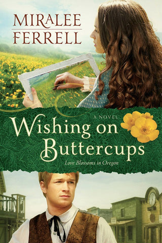 Wishing On Buttercups by MiraLee Ferrell