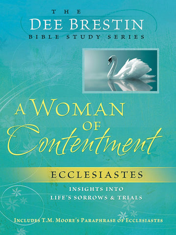A Woman of Contentment - Bible Study
