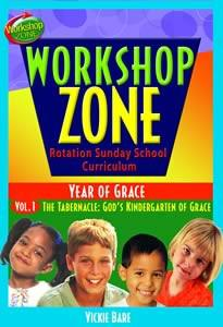 Workshop Zone Year 2, Vol. 1: The Tabernacle (Downloadable Product)