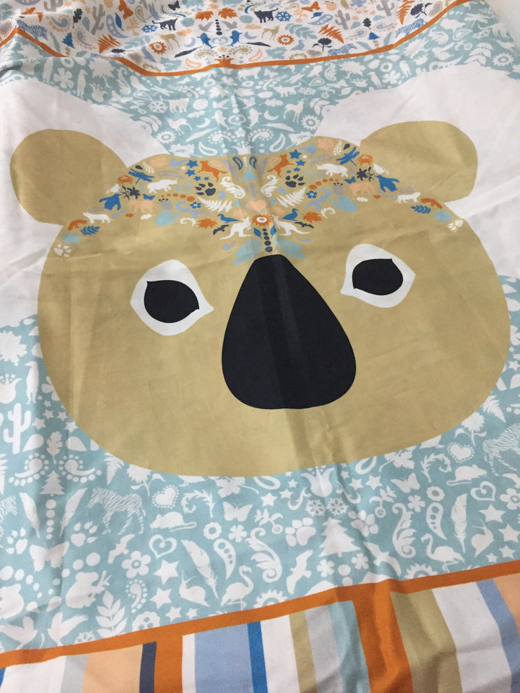 Koala Bear Cot Bedding
