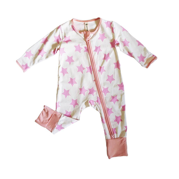 Bamboo 2 Way Zippy Coverall